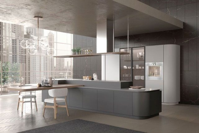 Pedini Italian Design Kitchens, Cabinets, Bathrooms