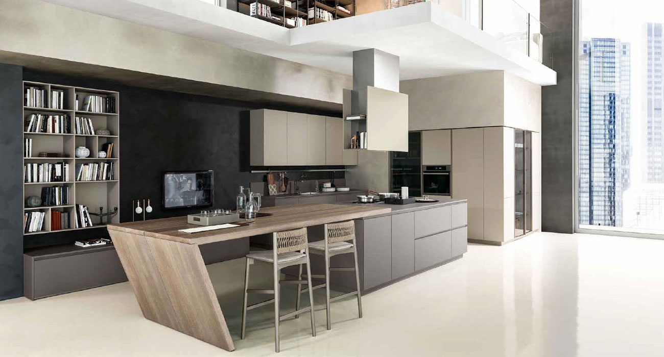 Merveilleux Kitchens   Pedini USA   Collections